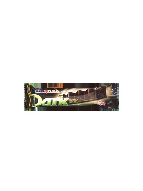 شکلات فرآورده کاکائویی تلخ 78 درصد چیچک 28 گرم