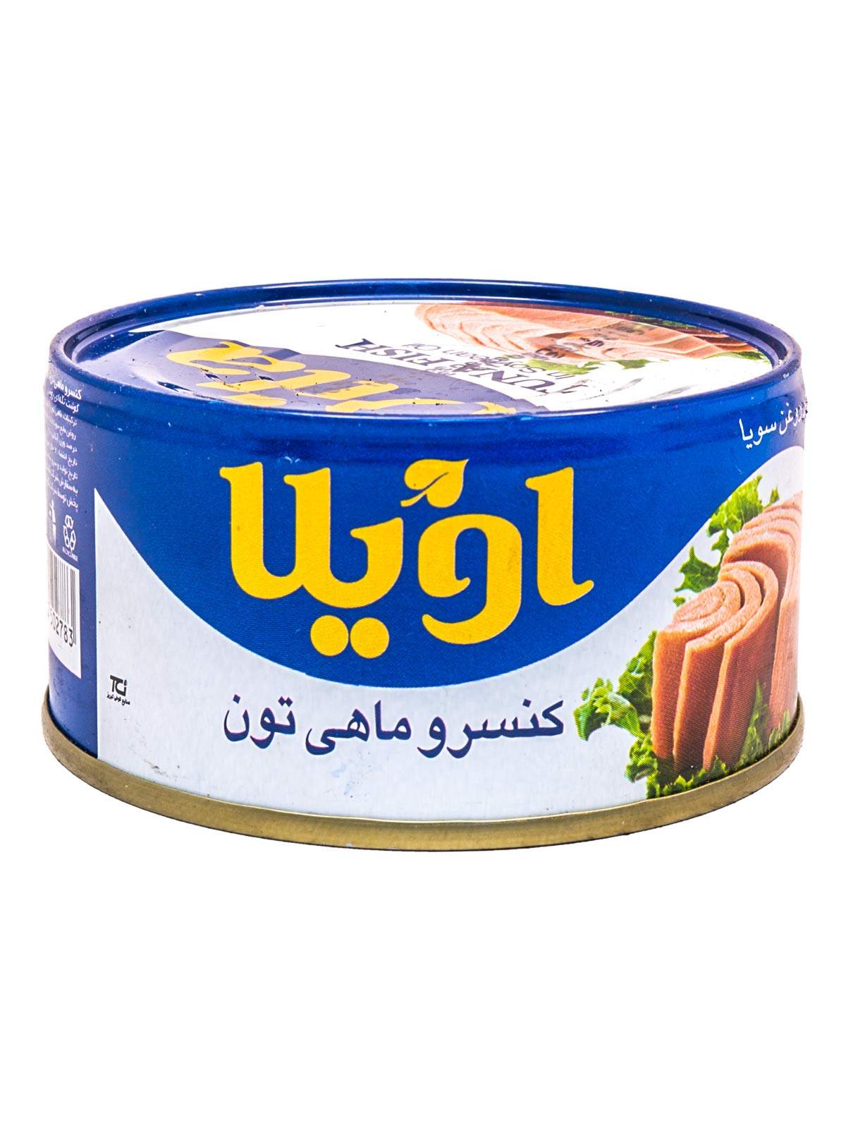 کنسرو تون ماهی اویلا در روغن سویا با درب آسان باز شو 180 گرم