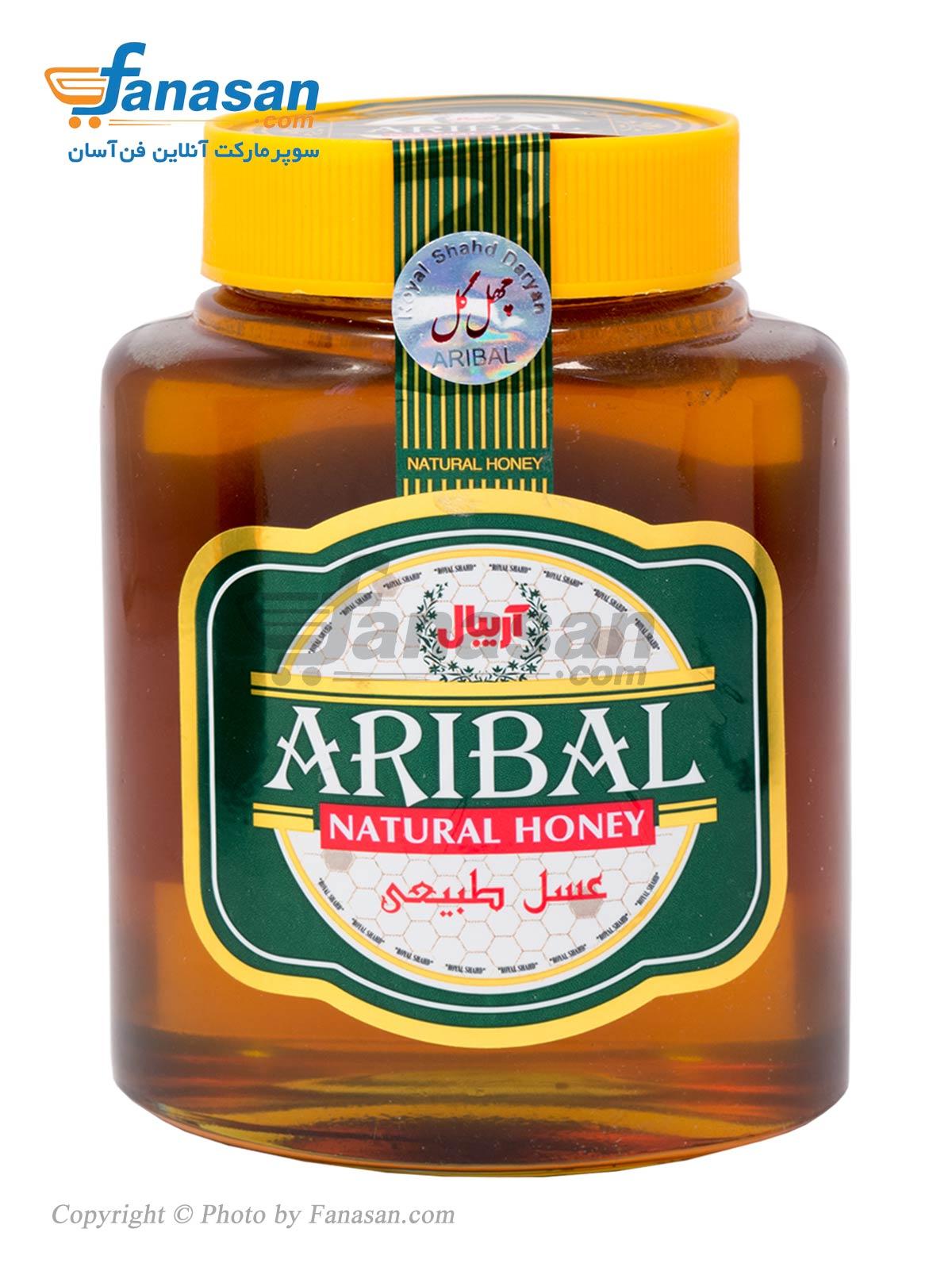 عسل مخصوص آریبال 800 گرم