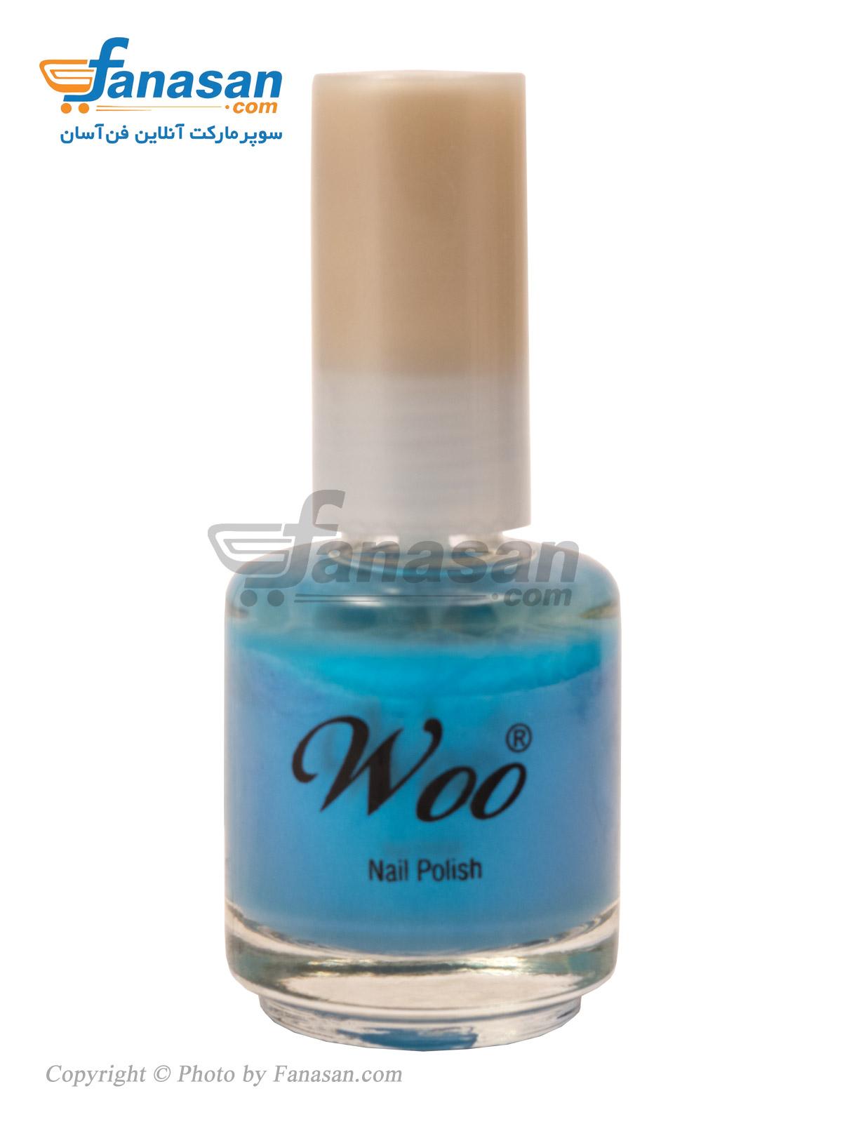 لاک ناخن woo کد 507