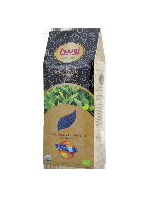 چای سرگل بهاره زوبین ارگانیک 450 گرم