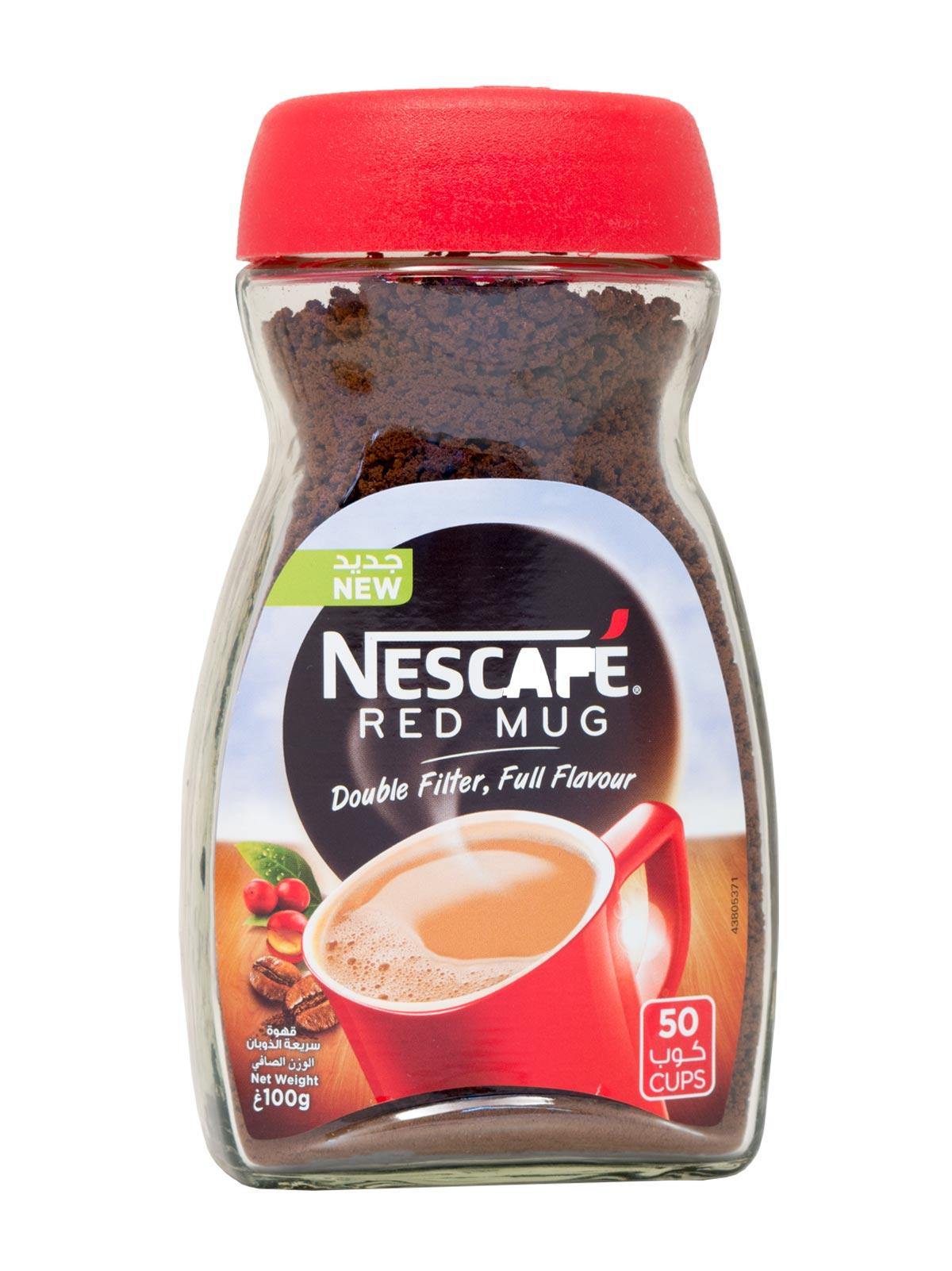 نسکافه رد ماگ نستله قهوه فوری 100 گرم
