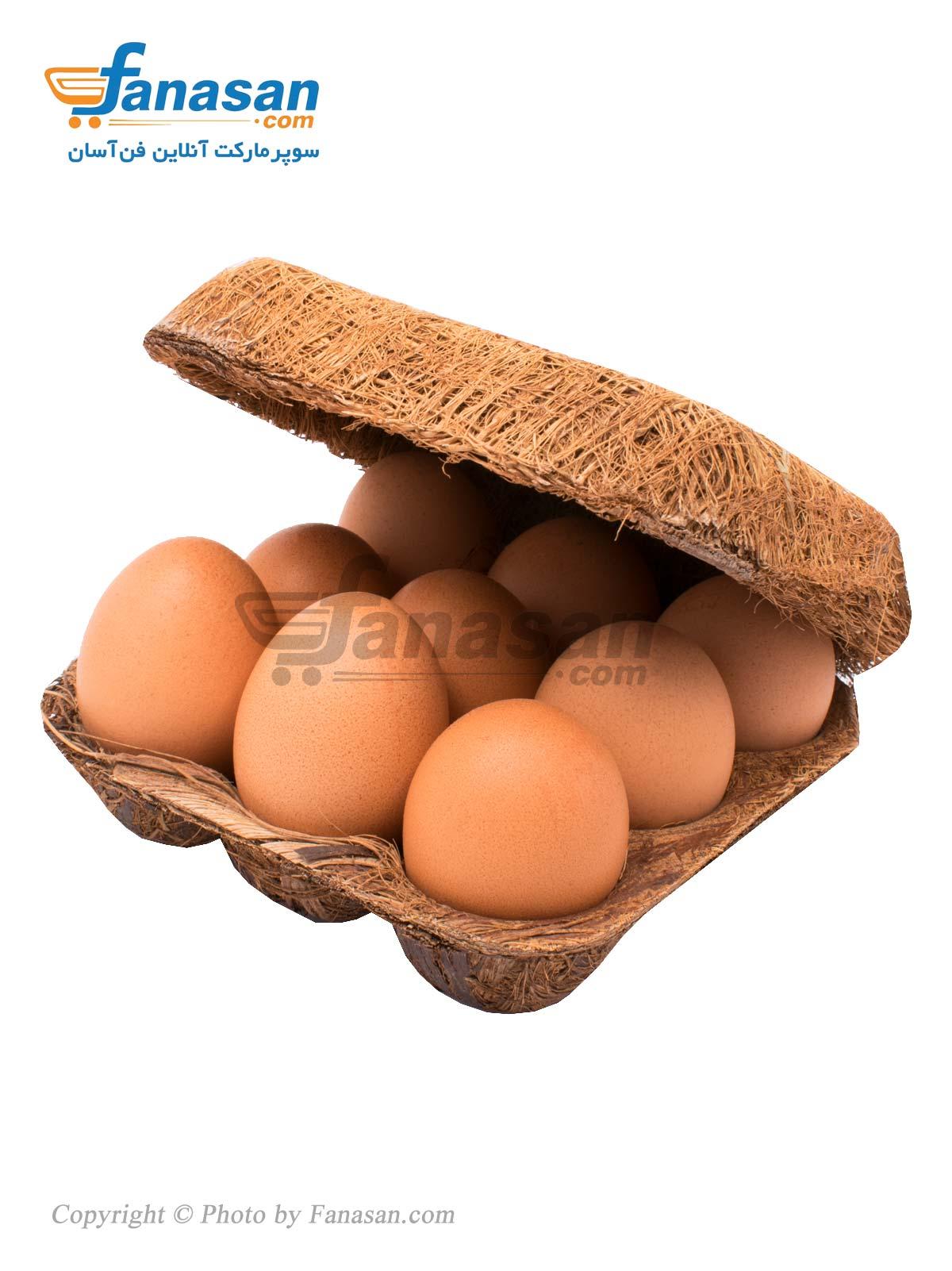 تخم مرغ سبز تلاونگ 9 عددی