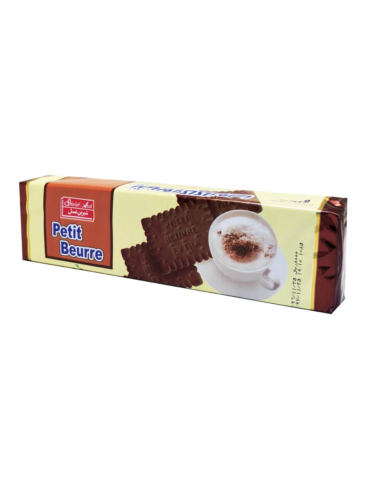 بیسکویت شیرین عسل پتی بور کاکائو 30 عددی