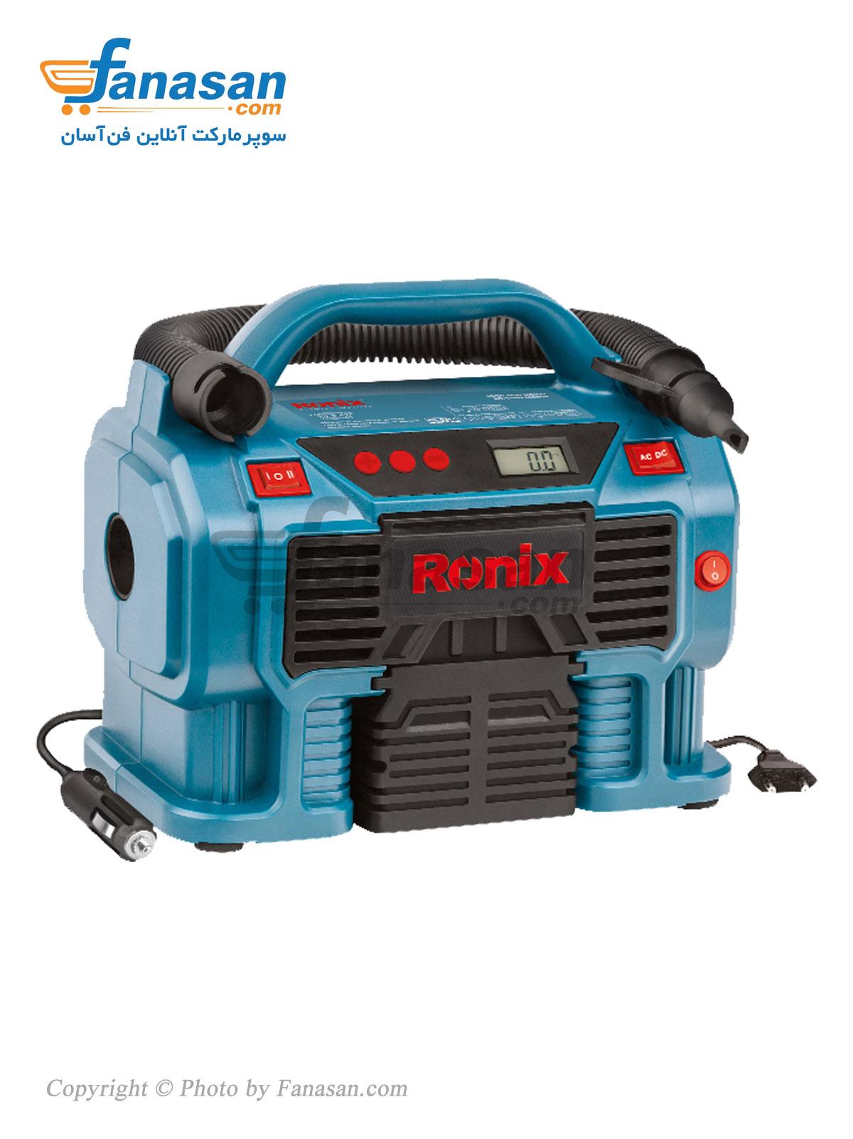 کمپرسور باد فندکی رونیکس مدل RH-4261