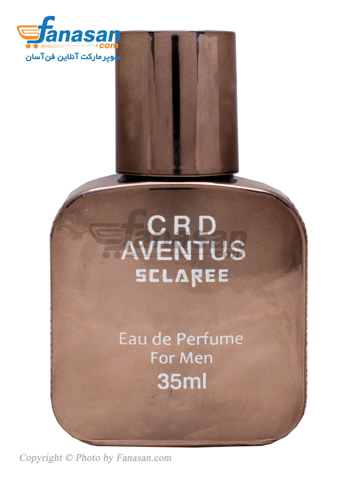 ادو پرفیوم اسکلاره با رایحه Crd Aventus مناسب برای آقایان 35 میلی لیتر