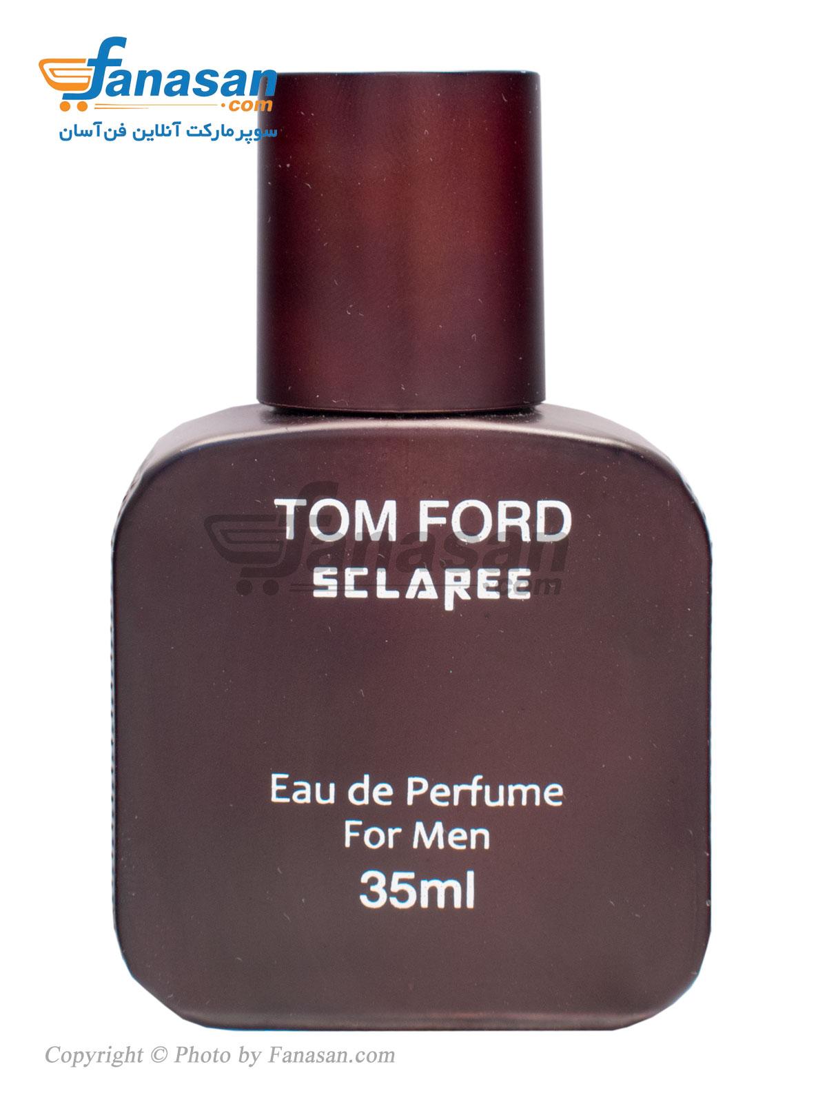 ادو پرفیوم اسکلاره با رایحه Tom Ford مناسب برای آقایان 35 میلی لیتر