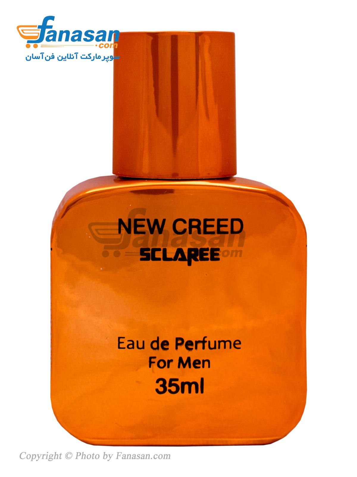 ادو پرفیوم اسکلاره با رایحه New Creed مناسب برای آقایان 35 میلی لیتر